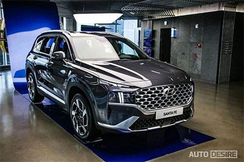 Hyundai Santa Fe N Performance Kit 2021 xuất hiện với kiểu dáng hầm hố, giá 'ngon' khiến fan mê mẩn