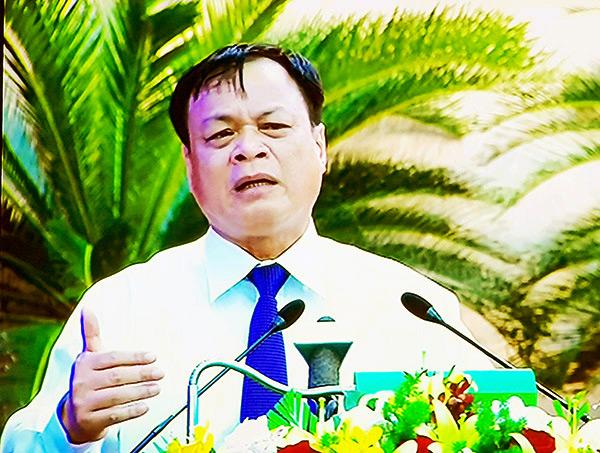 Ông Võ Ngọc Đồng, Giám đốc Sở Nội vụ Đà Nẵng (Ảnh: HC)