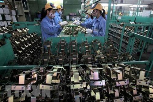 Nhiều công ty Nhật Bản đang mở rộng quy mô tại Việt Nam mong muốn tăng tỷ lệ nội địa hóa từ ngành công nghiệp hỗ trợ trong nước (Ảnh: Internet)