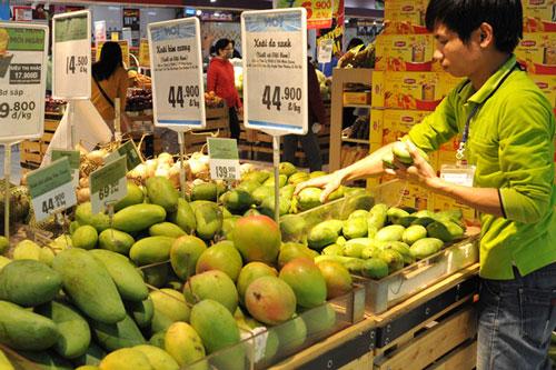 """""""Chiều lòng"""" được nhiều thị trường khó tính, xuất khẩu rau quả Việt tăng mạnh"""