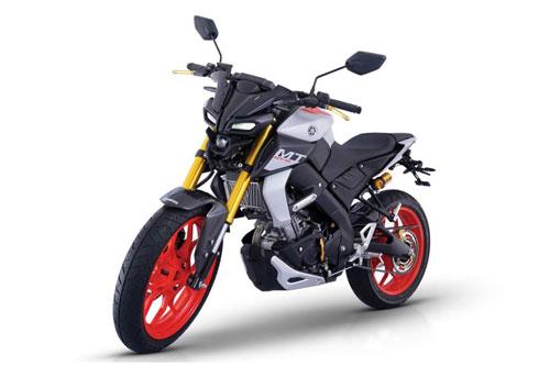 Yamaha MT-15.