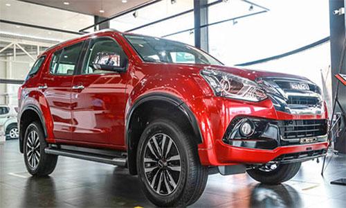 Đối thủ siêu hầm hố của Hyundai Santa Fe, Toyota Fortuner, Mazda CX-8 giảm giá cực mạnh tại Việt Nam