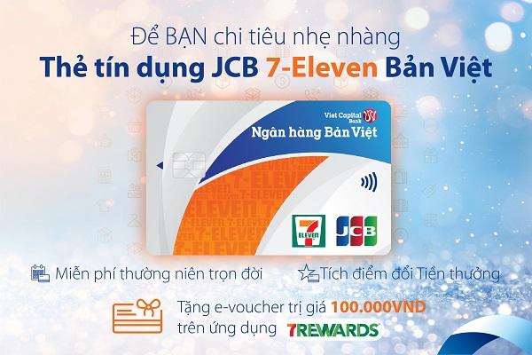 Ngân hàng Bản Việt và JCB vừa kết hợp ra mắt bộ đôi thẻ tín dụng.