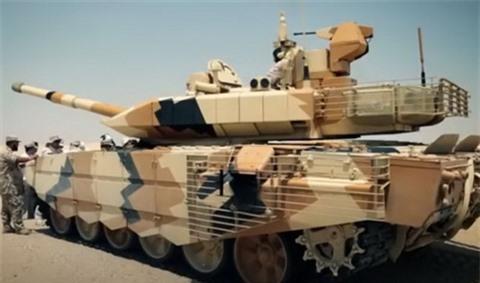Israel giat minh khi Nga cho phep Ai Cap san xuat T-90MS