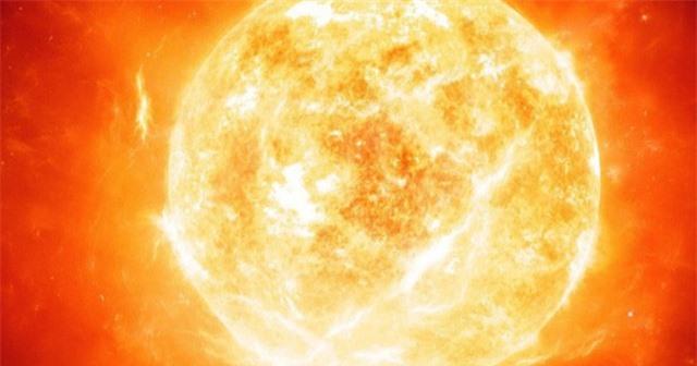 Lõi của Mặt Trời trông ra sao? - 1