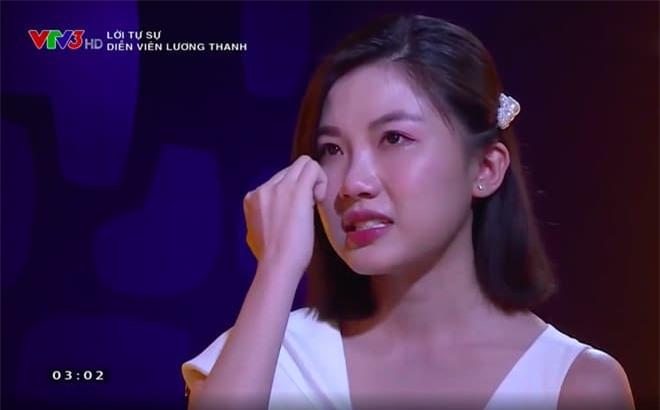 Diễn viên Lương Thanh khóc khi bị bình luận 'đổi tình lấy vai' 1