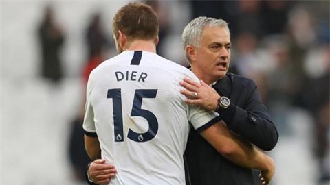 Trò cưng Dier bị treo giò 4 trận, Mourinho lại chửi xéo FA