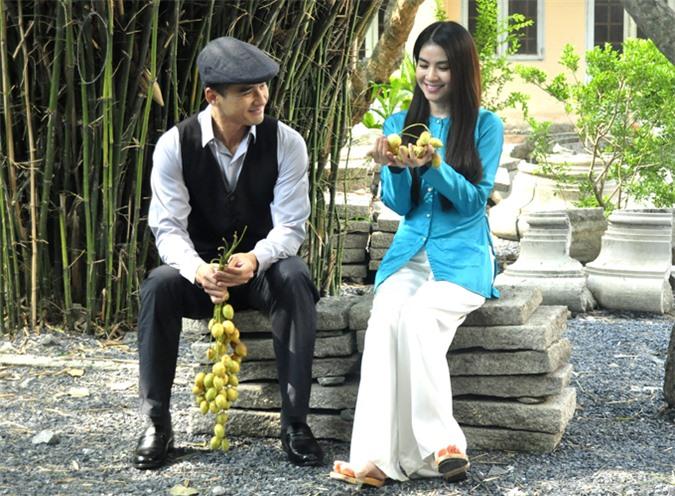 Lương Thế Thành và Kha Ly từng nổi tiếng khi đóng chung phim Cổng mặt trời. Đã lâu cả hai mới có dịp tái ngộ trên màn ảnh nhỏ.