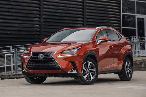 Bảng giá xe Lexus tháng 7/2020: Đắt nhất 8,340 tỷ đồng