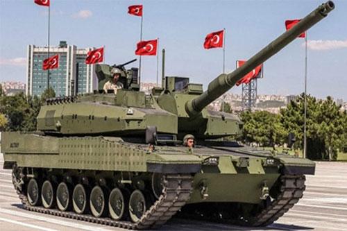 Động cơ - trở ngại lớn đối với công nghiệp quốc phòng Thổ Nhĩ Kỳ