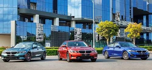 BMW 3-Series của Đức lại mang dáng vẻ năng động và trẻ trun