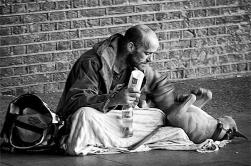 Bật khóc trước những giây phút cảm động của loài vật không bao giờ chê chủ nghèo khó - 2