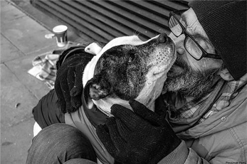 Bật khóc trước những giây phút cảm động của loài vật không bao giờ chê chủ nghèo khó - 6