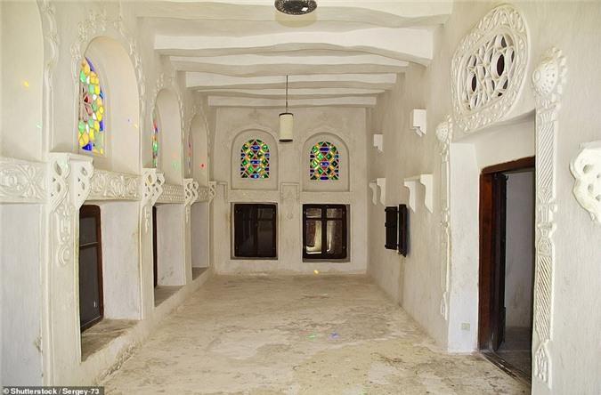 Cung dien da Dar al-Hajar anh 5