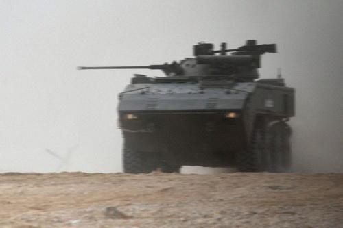 Nga tiếp tục đưa phương tiện tác chiến thế hệ mới của mình tới Syria