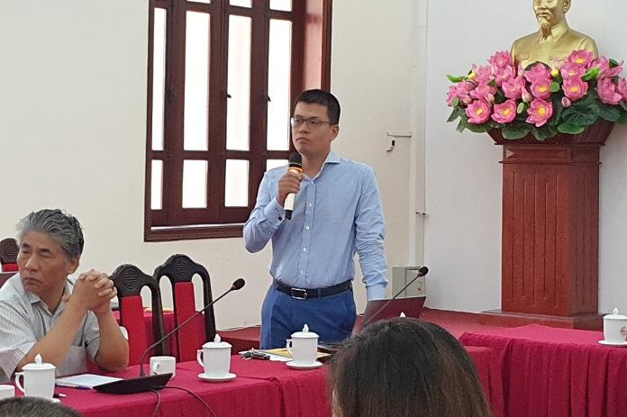 Ông Nguyễn Anh Dương – Trưởng Ban Nghiên cứu Tổng hợp, Viện Nghiên cứu quản lý kinh tế Trung (CIEM)