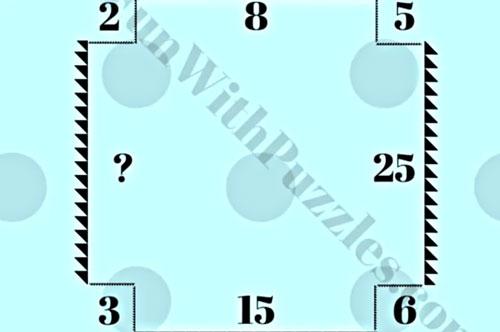 """""""Test IQ"""" với câu đố tìm quy luật bài toán"""
