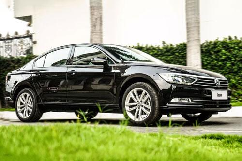 Bảng giá xe Volkswagen tháng 7/2020: Giảm giá sốc