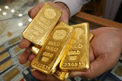 Giá vàng hôm nay (11/7): 'Quay đầu' giảm nhẹ