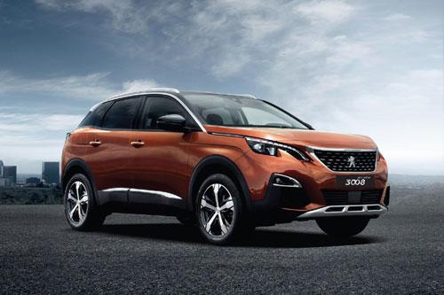 3 mẫu xe Peugeot giảm giá sốc tại Việt Nam