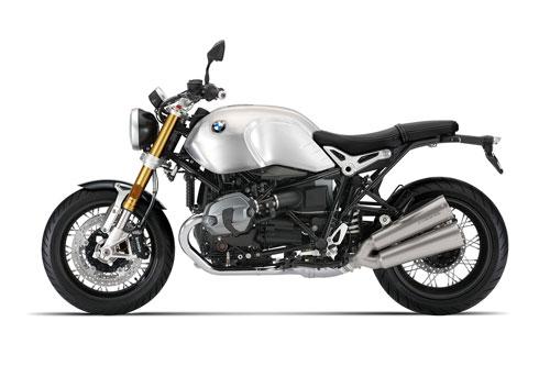 BMW R nineT.