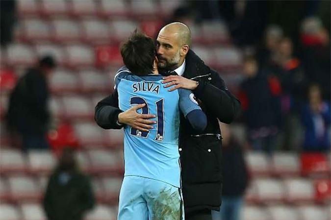 Silva sẽ chia tay Man City sau tròn 10 năm gắn bó