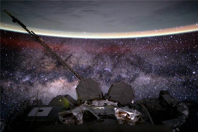 Vẻ đẹp bất tận của Trái Đất trong bộ ảnh được chụp từ vũ trụ - 10
