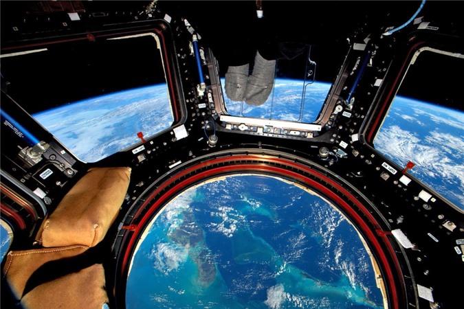 Vẻ đẹp bất tận của Trái Đất trong bộ ảnh được chụp từ vũ trụ - 2