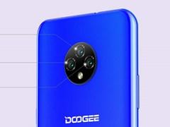 Trên tay smartphone 3 camera sau, pin 4.350 mAh, giá hơn 1 triệu