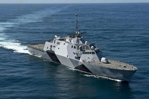 Lý do bất ngờ của việc Mỹ loại biên siêu hạm mới chỉ có 6 năm tuổi