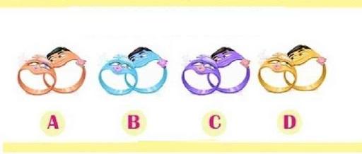 Bạn chọn cặp nhẫn nào?