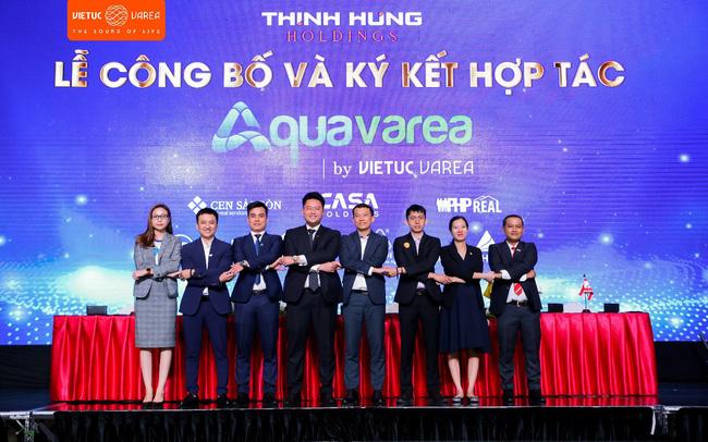 """Thịnh Hưng Holdings """"bắt tay"""" cùng 7 thương hiệu lớn ra mắt phân khu 2"""