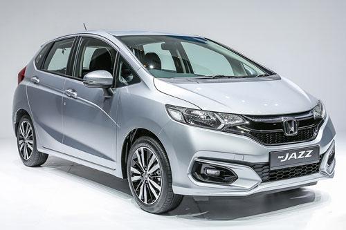 2. Honda Jazz (doanh số: 5 chiếc).