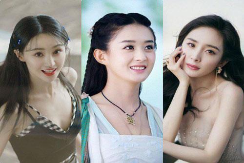 Top mỹ nữ Trung Quốc có phim được xem nhiều nhất Youtube: Dương Mịch không phải là số 1