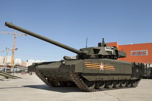 Ukraine tuyên bố bất ngờ về nguồn gốc xe tăng T-14 Armata