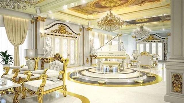 Ngôi biệt thự sang trọng trị giá cả 100 tỷ người đẹp được bạn trai tặng