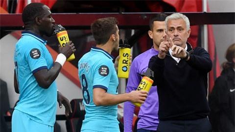 Jose Mourinho: 'Tôi muốn được thấy Tottenham thực sự của tôi'