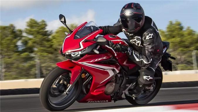 Ra mat Honda CBR400R 2020 - 3 phien ban, gia tu 7.507 USD anh 5