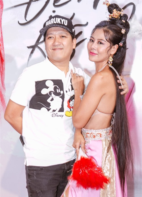 Diễn viên Trường Giang khen nữ đồng nghiệp đa tài, thành công với cả hai vai trò diễn viên và đạo diễn.