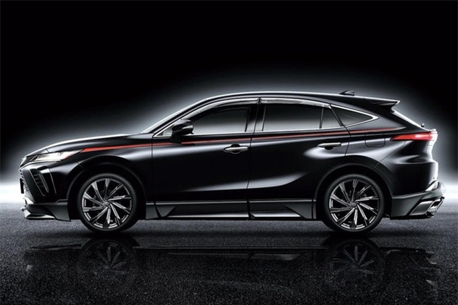 Toyota Venza co them ban do the thao anh 4