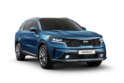 Top 10 ôtô được ưa chuộng nhất tại Hàn Quốc