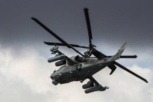 Nga sẽ trang bị cho trực thăng tấn công Ka-52M tên lửa hành trình Izdeliye 305. Ảnh: TASS.