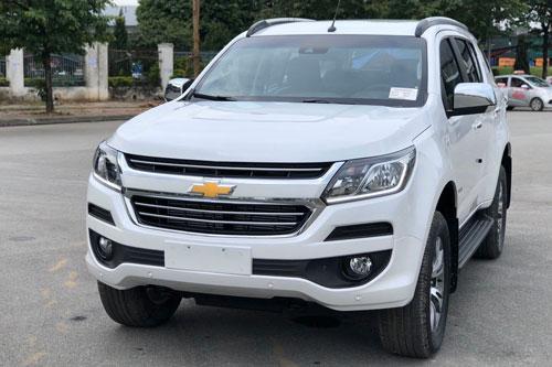 Bảng giá xe Chevrolet tháng 7/2020: Giảm giá 'sập sàn'