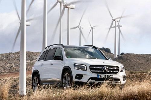 X247 Mercedes-Benz GLB 2020