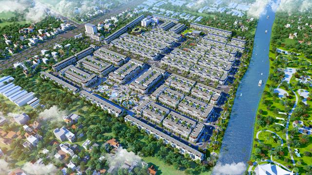 Giai đoạn 2 Aqua Varea giới thiệu ra thị trường 320 sản phẩm đất nền.
