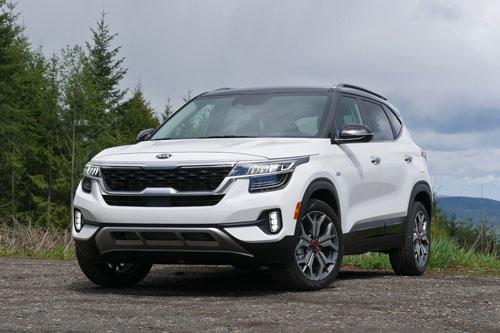 Kia Seltos sắp bán tại VN, giá từ 600 triệu có gì để cạnh tranh Hyundai Kona, Honda HR-V