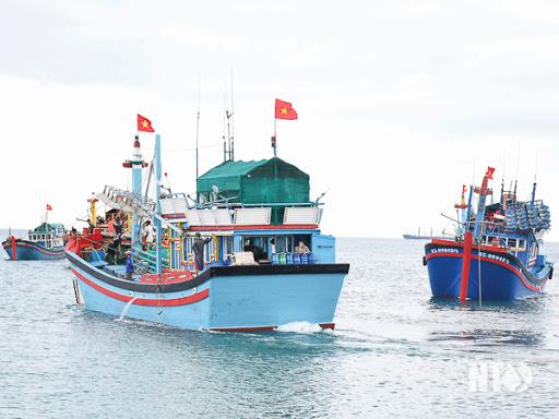 Bà Rịa -Vũng Tàu: Sản lượng khai thác thủy sản 6 tháng đầu năm đạt 57%