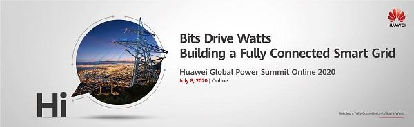 """Huawei tổ chức Hội nghị thượng đỉnh năng lượng toàn cầu lần thứ bảy với chủ đề """"Bits định hướng Watts, Xây dựng lưới điện thông minh được kết nối hoàn toàn""""."""