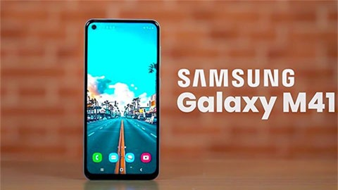 Samsung Galaxy M41 giá rẻ, sở hữu pin 7000mAh sắp ra mắt tại VN, khiến fan phát cuồng