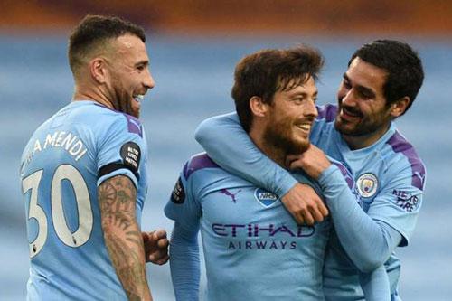 Man City đón nhận tin vui